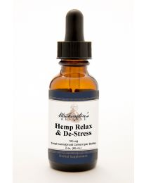 Washington's Reserve Hemp Relax & De-Stress
